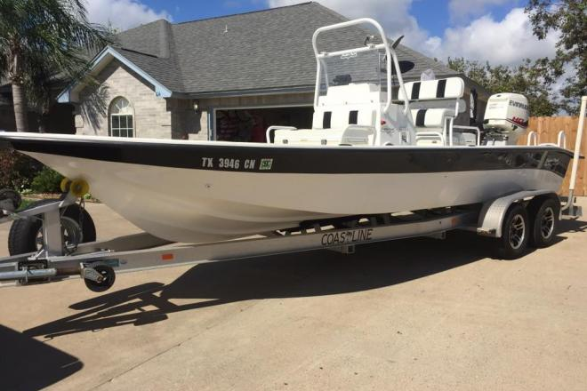 2015 Shallow Sport 24 Modified V - For Sale at Aransas Pass, TX 78335 - ID 154571