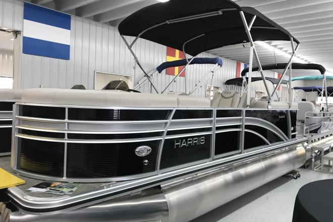 2018 Harris Sunliner 200 - For Sale at Brighton, MI 48114 - ID 151177