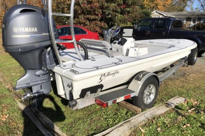 2017 Yellowfin 17 Skiff - For Sale at Chesapeake City, MD 21915 - ID 154637