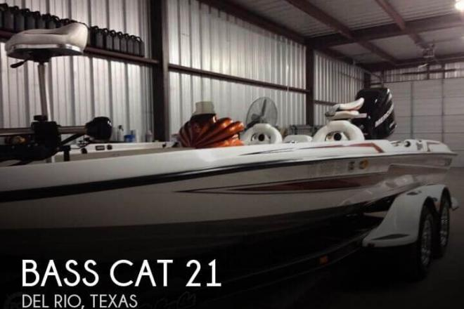 2012 Bass Cat JAGUAR - For Sale at Del Rio, TX 78840 - ID 154651