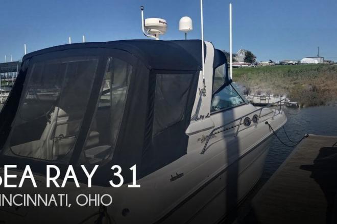 2000 Sea Ray 310 Sundancer - For Sale at Cincinnati, OH 45201 - ID 154666