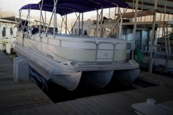 2004 Bennington 2875 RLX - For Sale at Winfield, KS 67156 - ID 75451