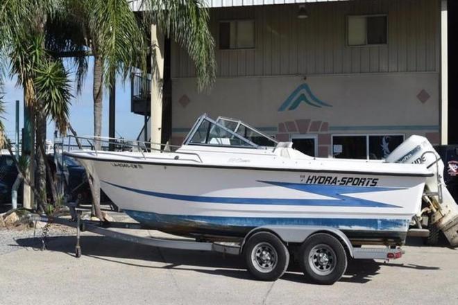 1998 Hydra Sports 22 Ocean - For Sale at Marrero, LA 70072 - ID 152835