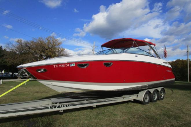 2007 Cobalt 323 - For Sale at Lewisville, TX 75077 - ID 154694