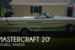 1995 Mastercraft Prostar 205
