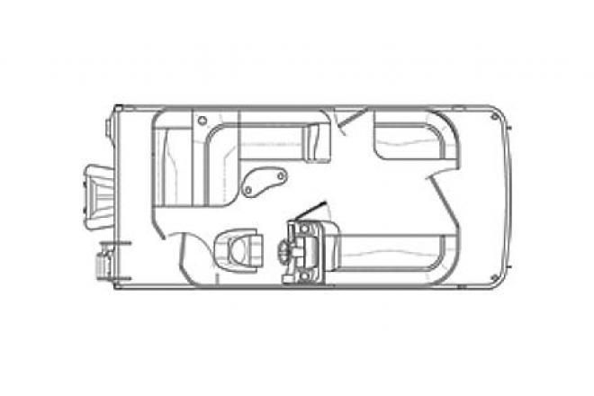 2019 Bennington 20 SLM - For Sale at Brighton, MI 48114 - ID 144919