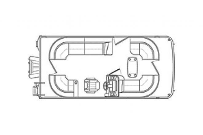 2019 Bennington 20 SSRCX - For Sale at Brighton, MI 48114 - ID 144923