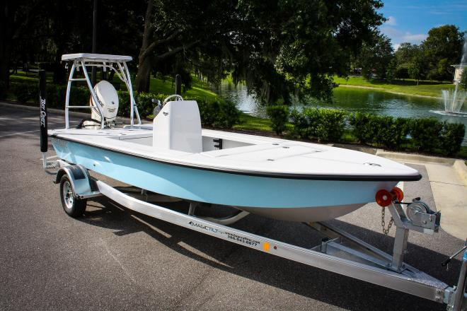 2019 Bay Craft 175 PRO Flats - For Sale at Deland, FL 32720 - ID 154823