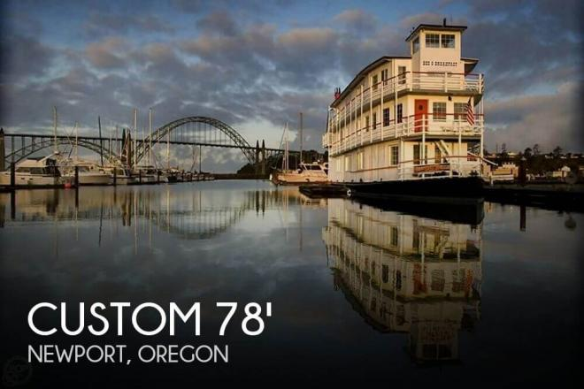 1993 Other Sternwheeler - For Sale at Newport, OR 97365 - ID 154830