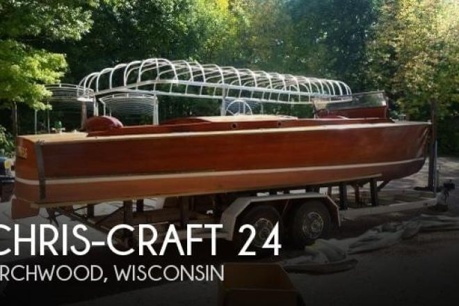 1929 Chris Craft 3-Triple - For Sale at Birchwood, WI 54817 - ID 154849