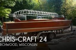 1929 Chris Craft 3-Triple