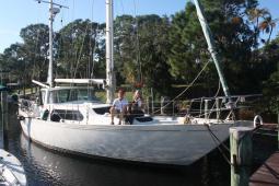 1974 Camper & Nicholsons Motot sailing ketch