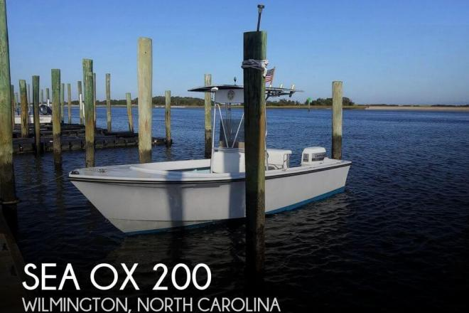 1979 Sea Ox 200 - For Sale at Wilmington, NC 28412 - ID 154360