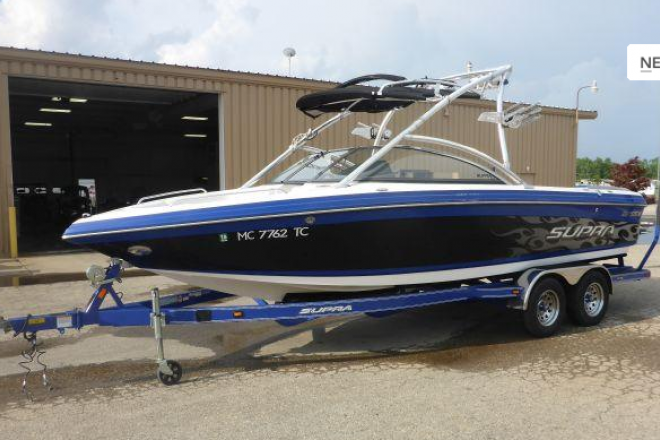 2007 Supra Launch 22 SSV - For Sale at Tawas City, MI 48763 - ID 154963