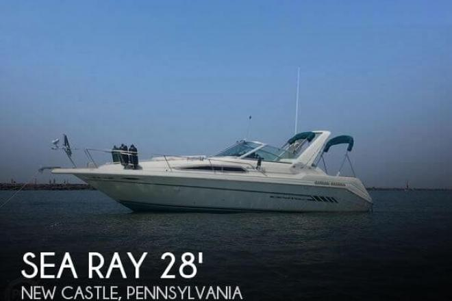 1993 Sea Ray Sundancer 290 - For Sale at Brookfield, OH 44403 - ID 154967