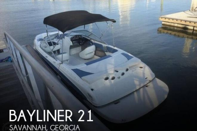 2012 Bayliner 215 Bowrider - For Sale at Savannah, GA 31401 - ID 154973