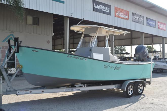 1990 Custom Built Tremblay 24 - For Sale at Marrero, LA 70072 - ID 150839