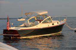 2005 Landing School Arundel 27 Picnic Boat