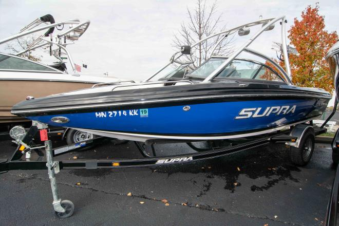 2007 Supra Launch 20 SSV - For Sale at Osage Beach, MO 65065 - ID 155011