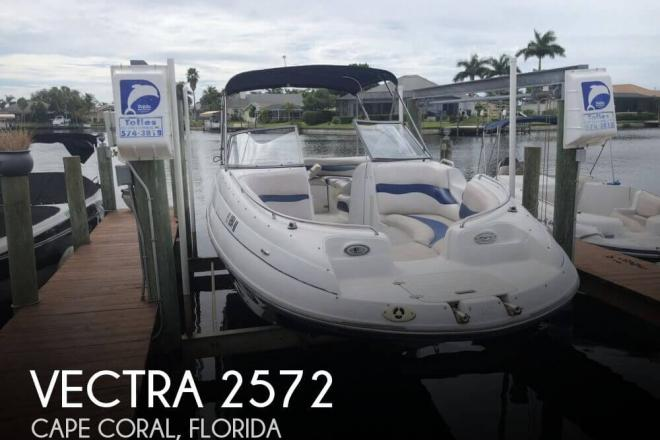 2007 Vectra 2572 - For Sale at Cape Coral, FL 33914 - ID 153832