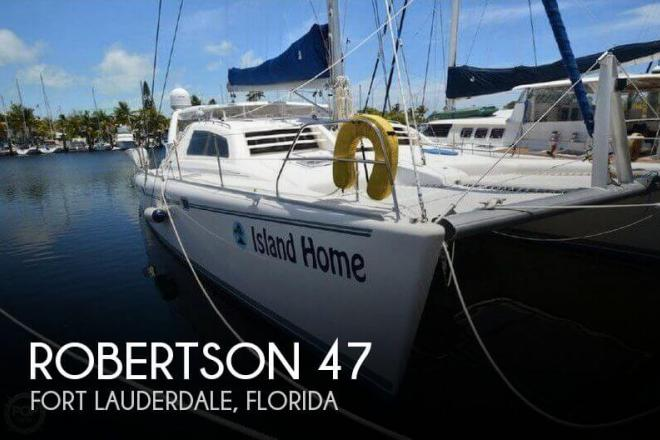 2003 Leopard 47 - For Sale at Fort Lauderdale, FL 33331 - ID 155076