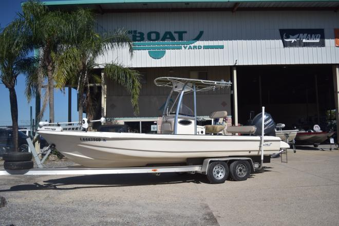 2009 Scout Bay Scout 240 - For Sale at Marrero, LA 70072 - ID 154993