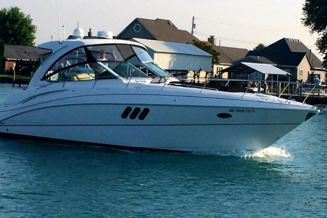 2014 Cruisers 380 EXPRESS - For Sale at Harrison Township, MI 48045 - ID 155090