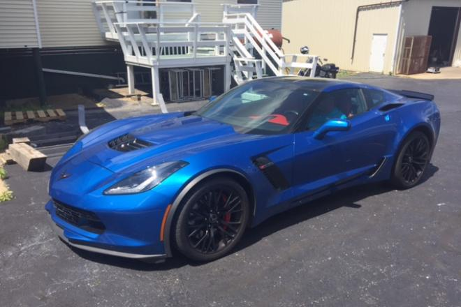 2015 Chevrolet Corvette - For Sale at Osage Beach, MO 65065 - ID 125380