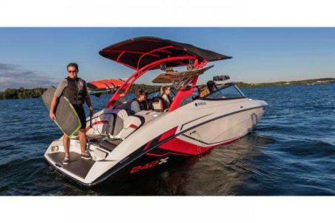 2018 Yamaha 242X E-Series - For Sale at Osage Beach, MO 65065 - ID 131985