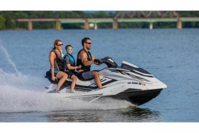 2019 Yamaha FX Cruiser HO - For Sale at Osage Beach, MO 65065 - ID 152575