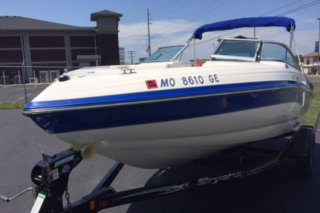 2011 Bryant Bow Rider 196 - For Sale at Osage Beach, MO 65065 - ID 144981