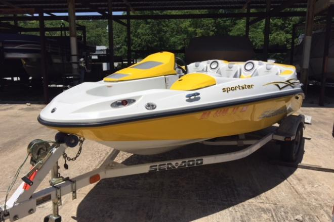 2006 Sea Doo Sportster - For Sale at Osage Beach, MO 65065 - ID 144930
