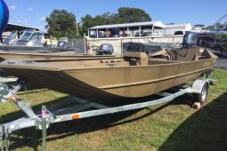 2017 G3 Boats Gator Tough 1860 WOFJ