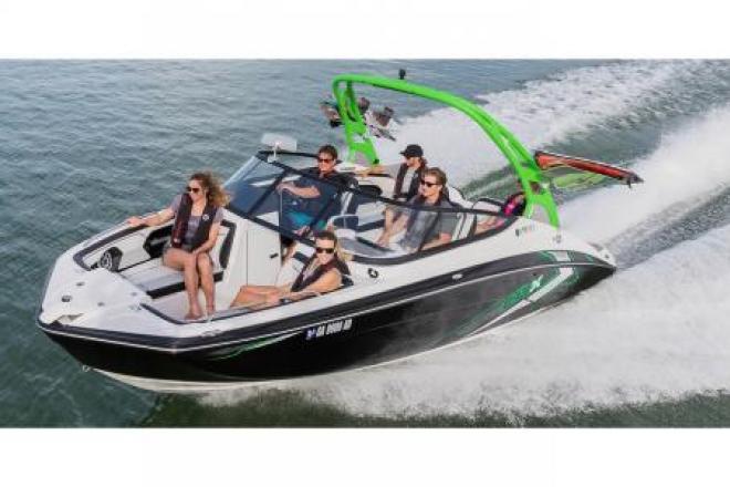 2018 Yamaha 212X - For Sale at Osage Beach, MO 65065 - ID 132003