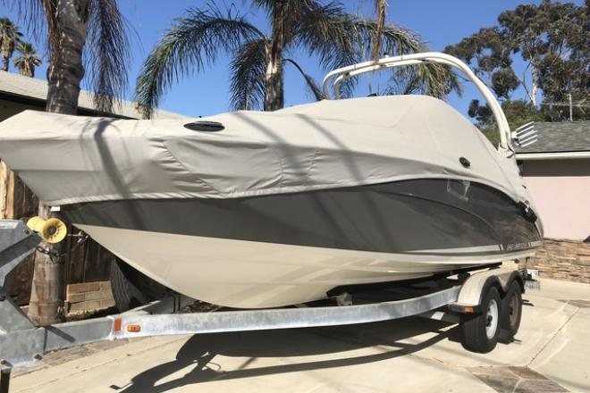 2015 Yamaha 242 Limited S - For Sale at San Diego, CA 92109 - ID 155181