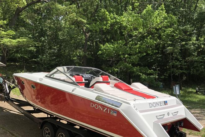 1989 Donzi 33 - For Sale at Osage Beach, MO 65065 - ID 155207