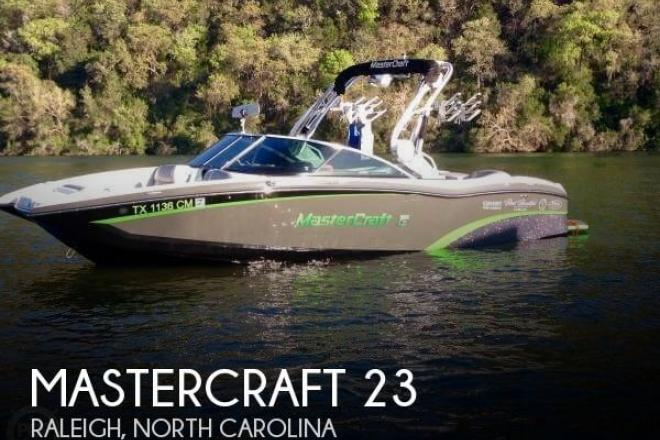 2015 Mastercraft X23 - For Sale at Raleigh, NC 27604 - ID 155209