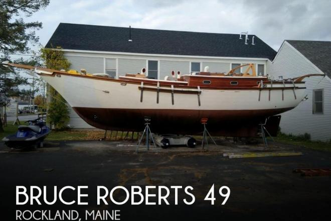 2007 Bruce Roberts Spray 42 - For Sale at Rockland, ME 4841 - ID 155216