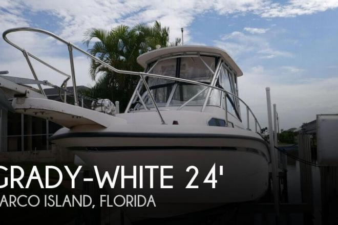 1998 Grady White 248 Voyager - For Sale at Marco Island, FL 34145 - ID 154917