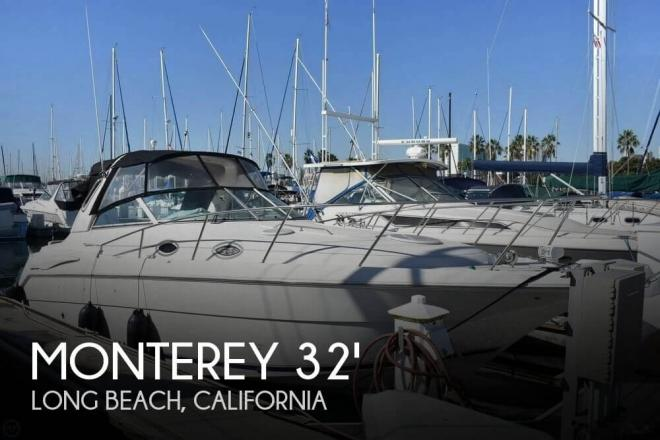 2000 Monterey 302 Cruiser - For Sale at Long Beach, CA 90801 - ID 153947