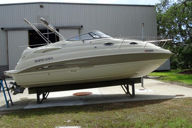 2008 Stingray  250 CS - For Sale at Brunswick, GA 31520 - ID 155250