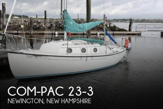 1994 Com Pac 23-3 - For Sale at Portsmouth, NH 3801 - ID 154884