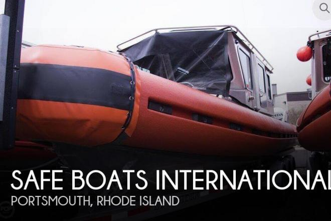 2005 Safe Boats 25 Defender Full Cabin - For Sale at Portsmouth, RI 2871 - ID 155273