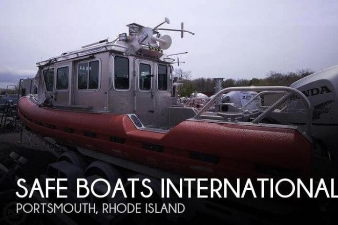 2004 Safe Boats 25 Defender Full Cabin - For Sale at Portsmouth, RI 2871 - ID 155277