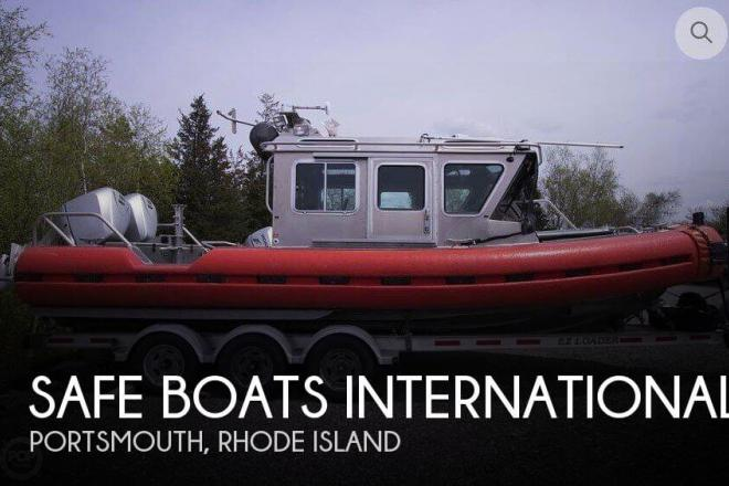2004 Safe Boats 25 Full Cabin - For Sale at Portsmouth, RI 2871 - ID 155278
