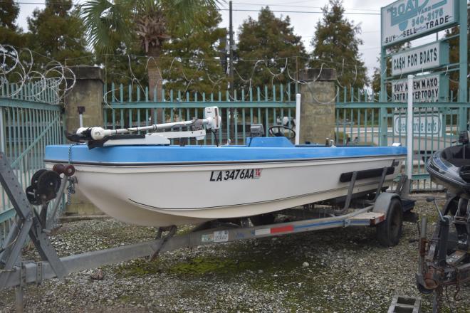 1973 Ranger 15 - For Sale at Marrero, LA 70072 - ID 155284