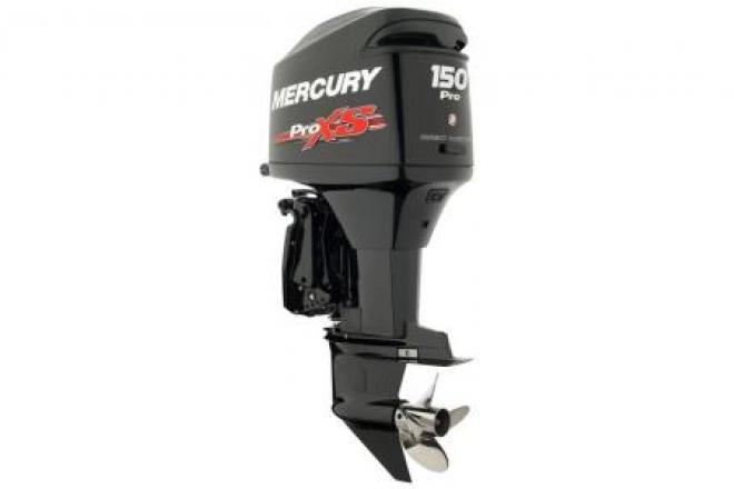 2017 Mercury Pro XS® 150 HP - 25 in. Shaft - For Sale at Brighton, MI 48114 - ID 155400