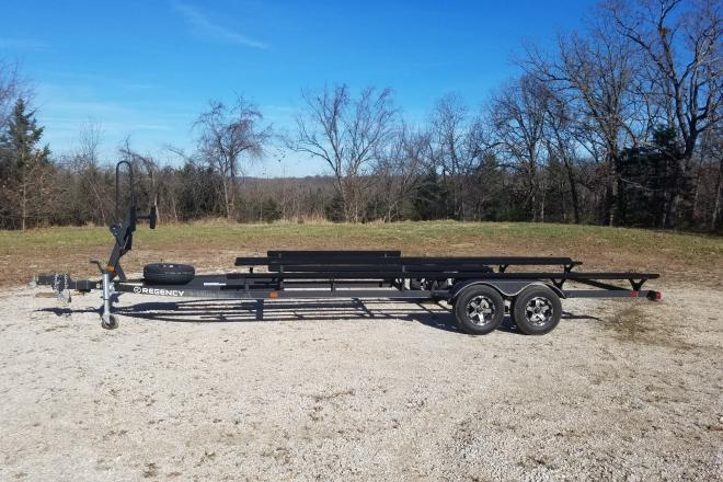 2018 Regency Tandem Axle Trailer - For Sale at Gravois Mills, MO 65037 - ID 155402