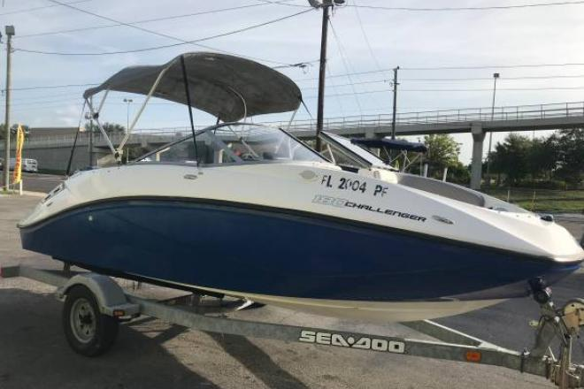 2011 Sea Doo se challenger - For Sale at St Petersburg, FL 33701 - ID 155434