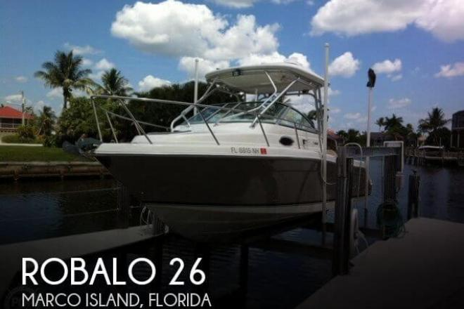 2007 Robalo R265 - For Sale at Marco Island, FL 34145 - ID 155472